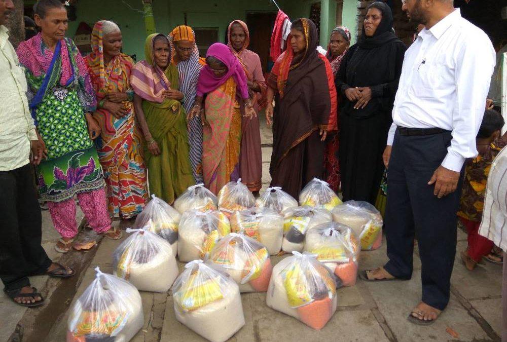 Ramadan Kits Distribution